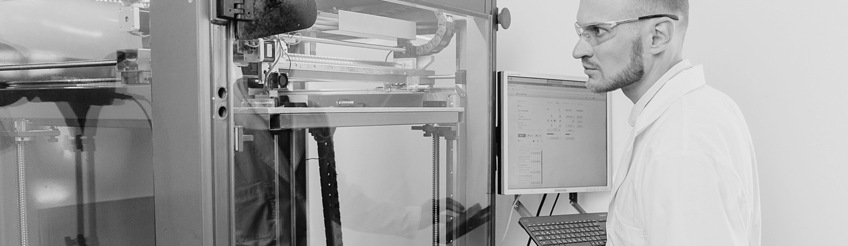 CUSTOM SOFTWARE FOR TISSUE ENGINEERING & 3D PRINTERS