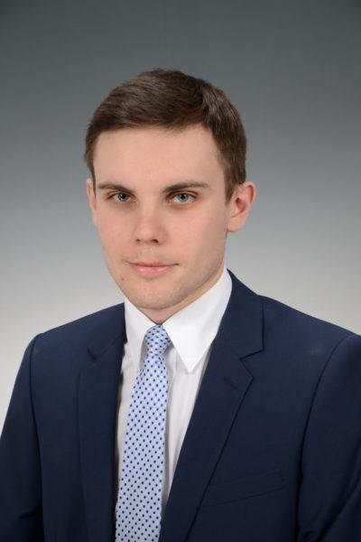 CSHARK Business Analyst Marcin Owczarek
