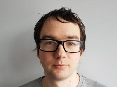 CSHARK Software Engineer Mateusz Stanek