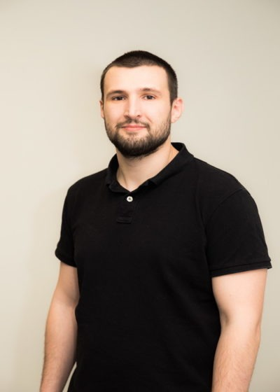 CSHARK Software Engineer Michał Fiuk