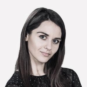 CSHARK recruitment team - Monika Burkiewicz