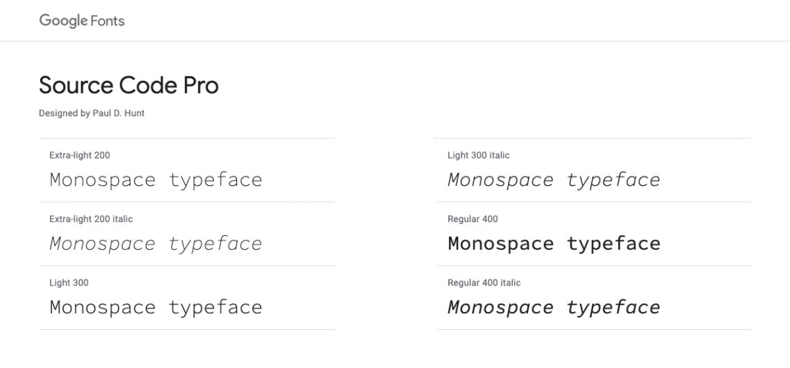 cshark_blog_user-interface-fundamentals_google-fonts-monospace