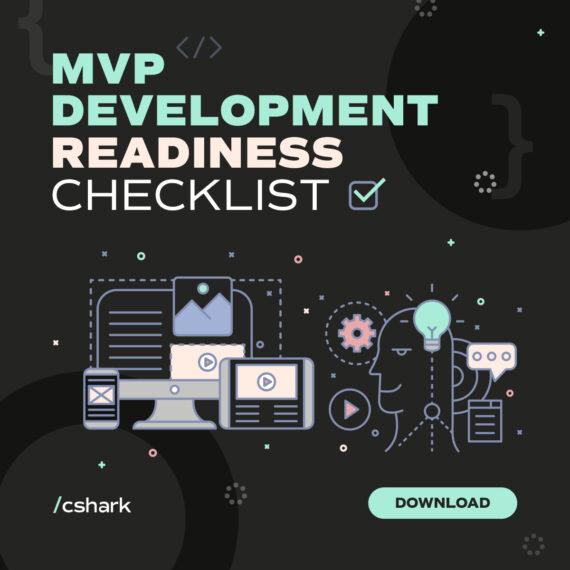 mvp development checklist